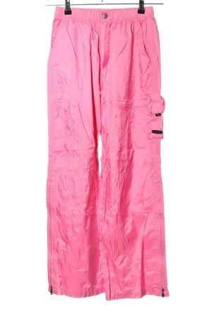 Bogner Stoffhose pink Casual-Look