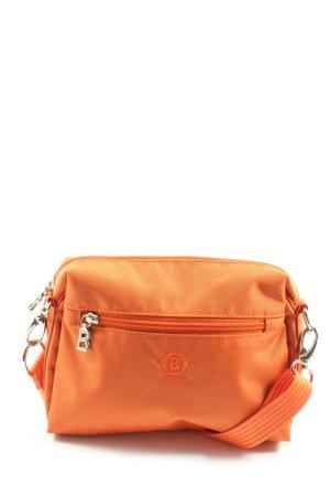 Bogner Sac en toile orange clair style décontracté