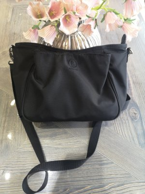 BOGNER Stofftasche schwarz