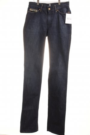 Bogner Straight Leg Jeans blue casual look
