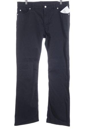Bogner Jeansy z prostymi nogawkami ciemnoniebieski W stylu casual
