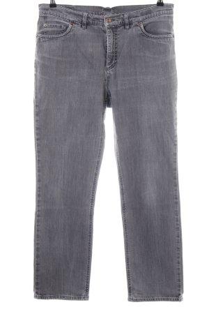 Bogner Stretch Jeans hellgrau Casual-Look