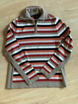 Bogner Knitted Sweater multicolored wool