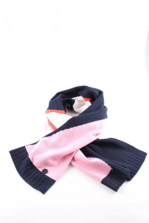 Bogner Knitted Scarf multicolored casual look