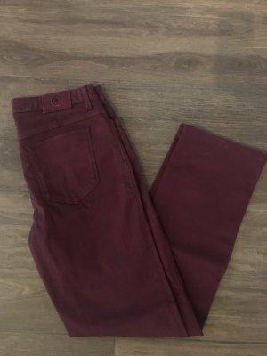 Bogner Jeans Stretch broek paars Katoen