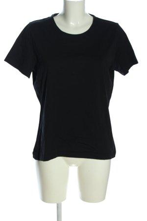 Bogner T-Shirt schwarz Casual-Look
