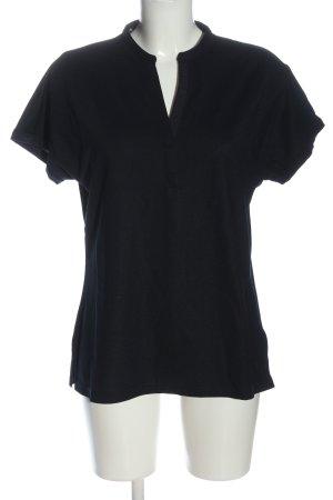 Bogner T-shirt blu stile casual