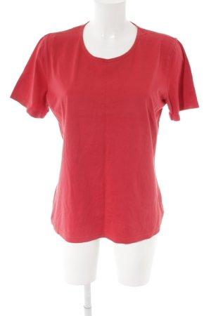Bogner T-Shirt rot Casual-Look