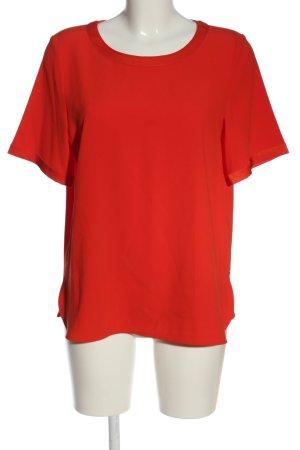 Bogner T-shirt rood casual uitstraling