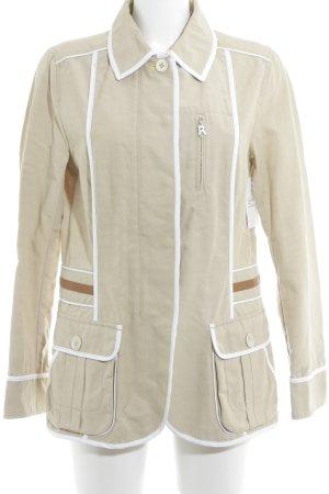 Bogner Übergangsjacke beige Street-Fashion-Look