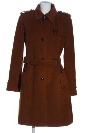Bogner Between-Seasons-Coat brown casual look