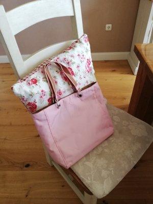 Bogner Turn Bag cognac-coloured-light pink