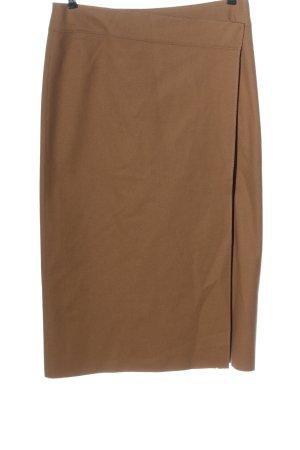 Bogner Wollen rok bruin casual uitstraling