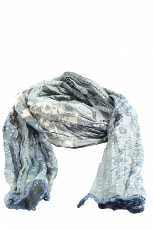 Bohemia Summer Scarf abstract pattern casual look