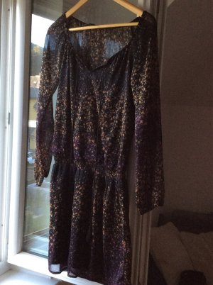 Jessica Simpson Hippie Dress multicolored