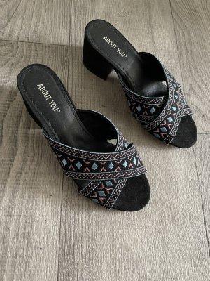Bohemian Sandalette