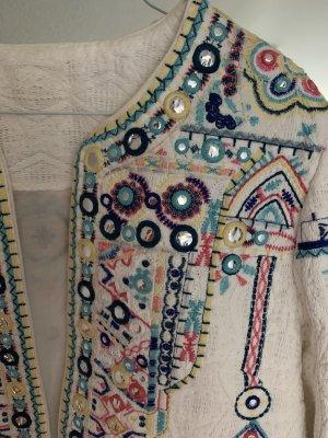 Tweed Blazer multicolored