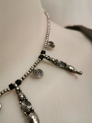 Jade & Jasper Srebrny łańcuch srebrny