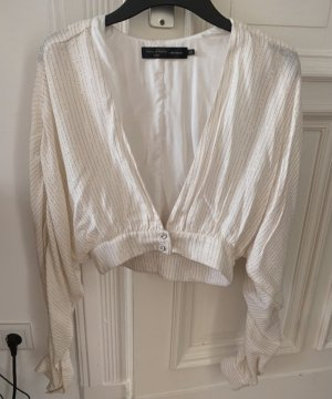 House of harlow 1960 Bolero natural white-gold-colored