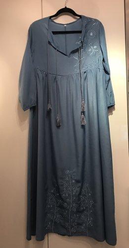 Robe Hippie bleuet