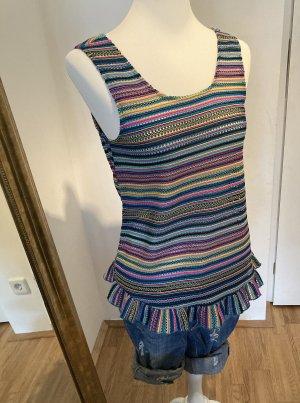 Esprit Camisa de ganchillo multicolor