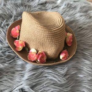 Mango Zonnehoed roze-rosé
