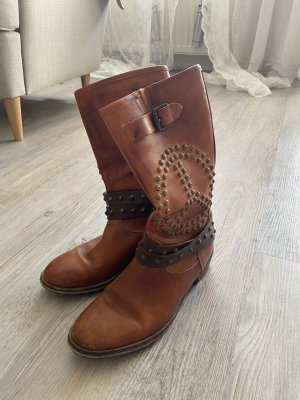 Boho Ibiza Peace Boots
