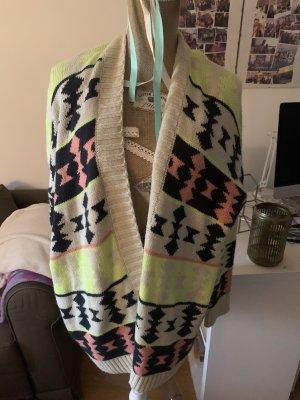 NewYorker Crochet Cardigan multicolored
