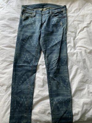 Denim & Supply Ralph Lauren Skinny Jeans blue-azure