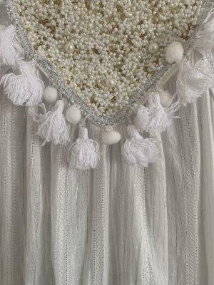 happy island Robe Hippie blanc coton
