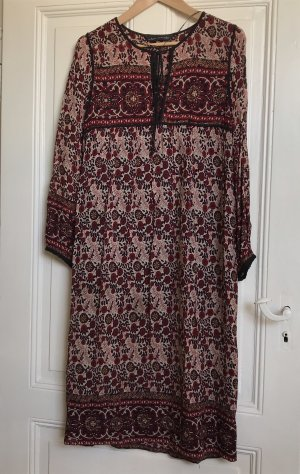 Boho Kleid / Dress Zara