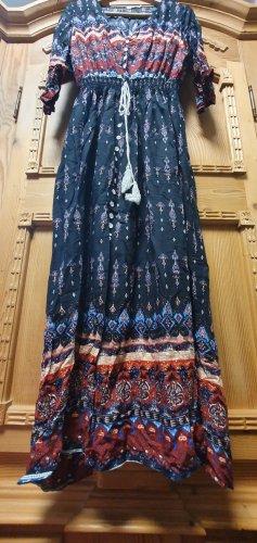 Kormei Vestido Hippie multicolor