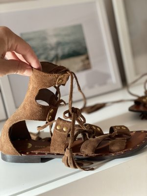 Rives Island Roman Sandals multicolored