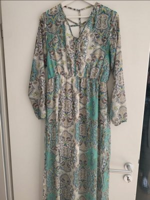 Bohoo Robe longue multicolore