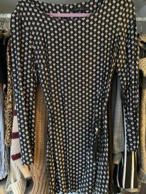 Boho mini Kleid mit süßem Gürtel