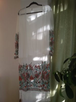Blusa de túnica multicolor Sintético