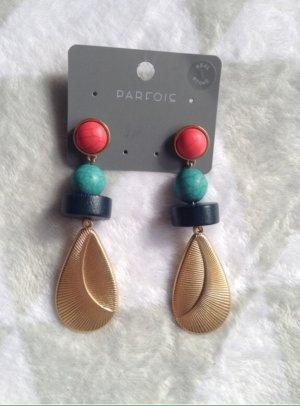 Parfois Statement Earrings multicolored