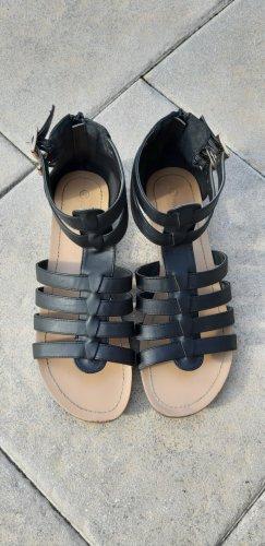 Mark Adam Roman Sandals black