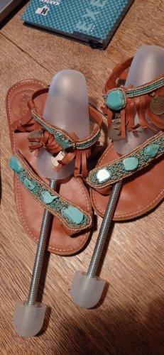 Boho sandalen