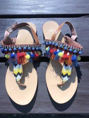 Cosmoparis Sandalo con cinturino multicolore