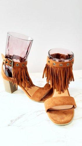 Graceland Comfortabele sandalen veelkleurig