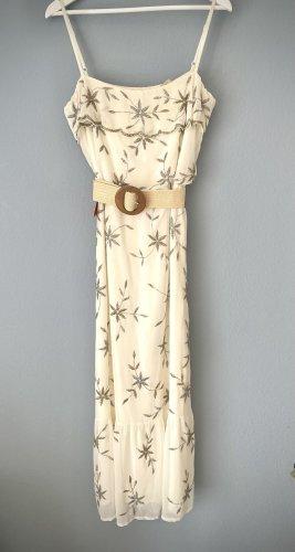 Boho Sommer Kleid mit tollen Applikationen