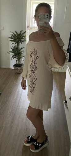 Boho-Sommerkleid mit Stickerei Neu!