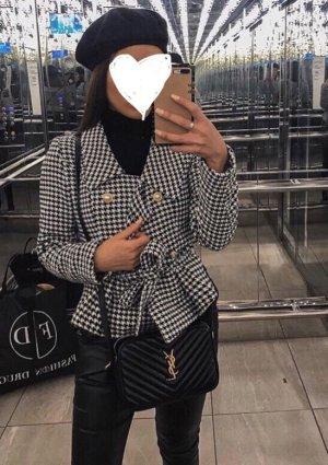 H&M Chapeau en tricot noir