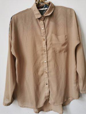 Boho Transparente Hemd / Bluse