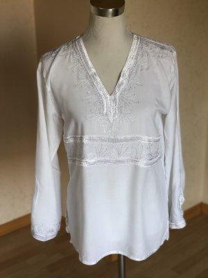 Tunic Dress white