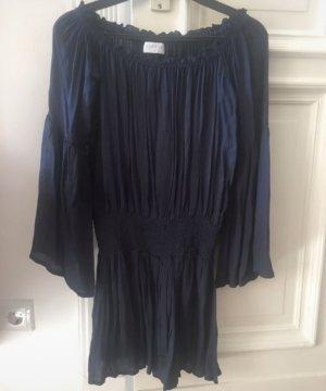steele Sukienka boho ciemnoniebieski-niebieski