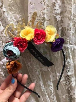 Boohoo Headdress multicolored