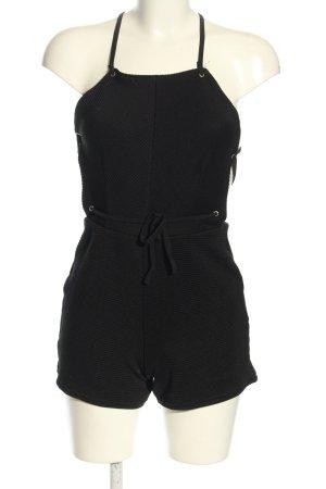 Bohoo Jumpsuit black casual look