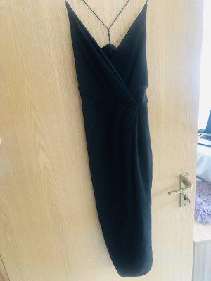 Bohoo Kleid mit Schlitz 40